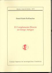 Complemento directo en griego antiguo,el