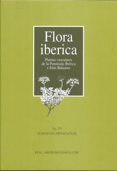 Flora iberica xv rubiaceae-dipsacaceae