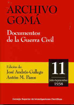 Archivo goma 11 documentos guerra civil