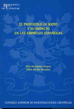 Protocolo de kioto y su impacto empresas españolas