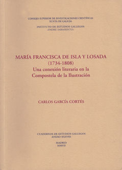 Maria francisca de isla y losada