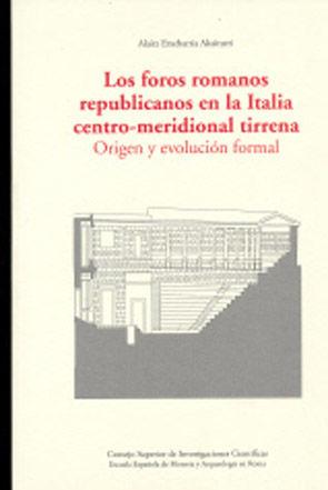 Foros romanos republicanos italia centro-meridional tirrena