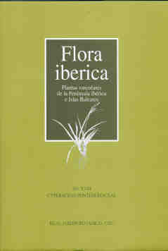 Flora iberica xviii cyperaceae-pontederiaceae