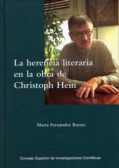 Herencia literaria en la obra de christoph hein