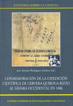 Conmemoracion expedicion cientifica cervera-quiroga-rizzo