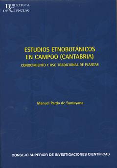 Estudios etnobotanicos en campoo (cantabria)