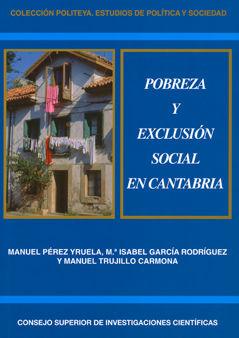 Pobreza y exclusion social en cantabria