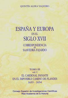 España y europa siglo xvii t.iii (2vols.)