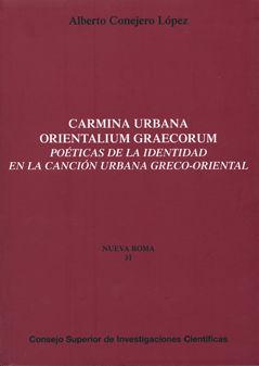 Carmina urbana orientalium graecorum