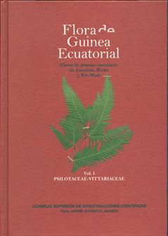 Flora guinea ecuatorial vol.i psilotaceae-vittariaceae