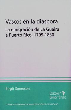 Vascos en la diaspora