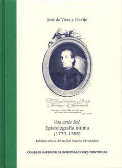 Vos estis sol. epistolografia intima (1770-1783)