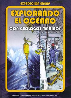 Explorando el oceano con geologos marinos