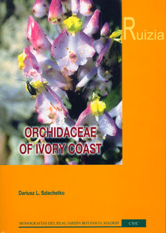 Orchidaceae of ivory coast
