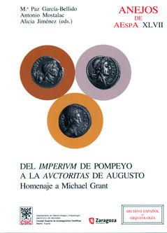 Del imperivm de pompeyo a la avctoritas de augusto