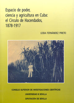 Espacio de poder ciencia y agricultura en cuba