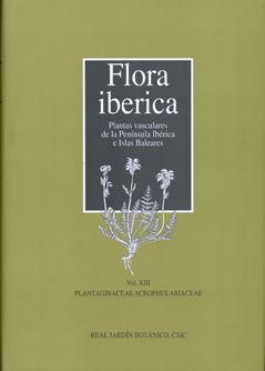 Flora iberica xiii plantaginaceae