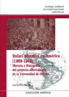 Rafael altamira en america 1909-1910