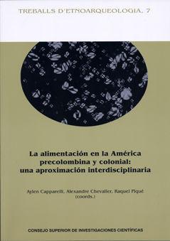 Alimentacion en la america precolombina y colonial