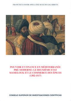 Pouvoir et finance en mediterranee pre-moderne