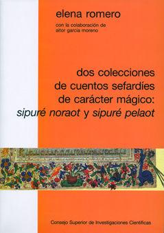 Dos colecciones cuentos sefardies caracter magico