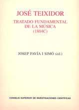 Tratado fundamental musica 1804c
