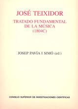 Tratado fundamental musica 1804c