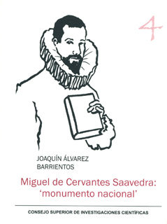 Miguel de cervantes saavedra monumento nacional