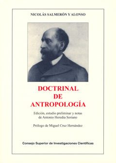 Doctrinal de antropologia
