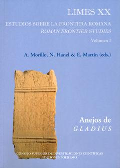 Limes xx (3 vol.) estudio sobre frontera romana