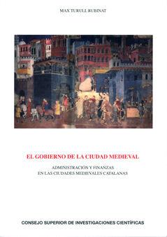 Gobierno de la ciudad medieval,el