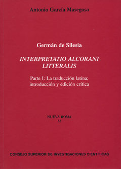 Interpretatio alcorani litteralis