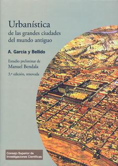 Urbanistica grandes ciudades mundo antiguo