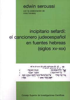 Incipitario sefardi el cancionero judeoespañol fuentes hebre