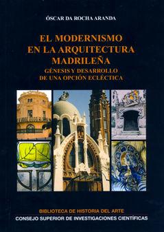 Modernismo en la arquitectura madrileña