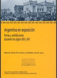 Argentina en exposicion