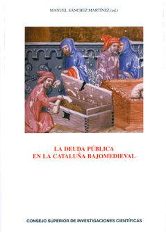 Deuda publica en la cataluña bajomedieval,la