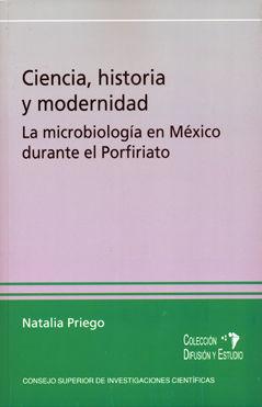 Ciencia historia y modernidad microbiologia en mexico