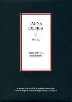 Fauna iberica 32 phthiraptera ischnocera