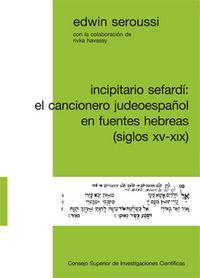 Incipitario sefardi: el cancionero judeoespañol en fuentes h
