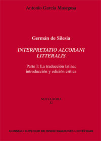 Interpretatio alcorani litteratis