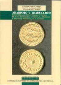 Arabismo y traduccion