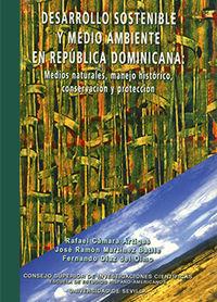 Desarrollo sostenible y medio ambiente en republica dominica