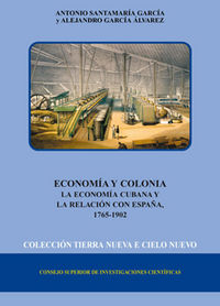 Economia y colonia