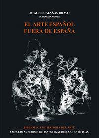 Arte español fuera de españa,el