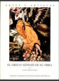 Greco, genesis de su obra,el