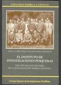 Instituto de investigaciones pesqueras,el