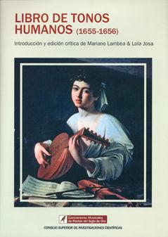 Libro de tonos humanos 1655-1656