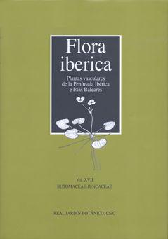 Flora iberica xvii butomaceae-juncaceae