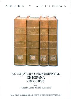 Catalogo monumental de españa 1900-1961
